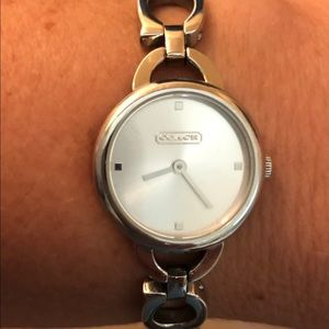 Signature C Coach Watch